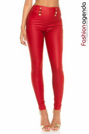 Pantaloni Apollo Rosii