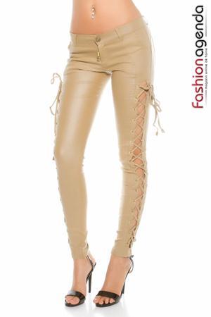 Pantaloni Lennon Bej