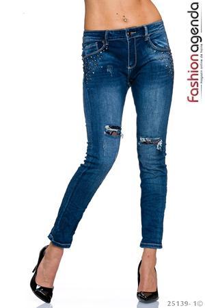 Jeans Lace Studs