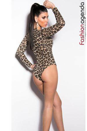 Body Thunder Leopard