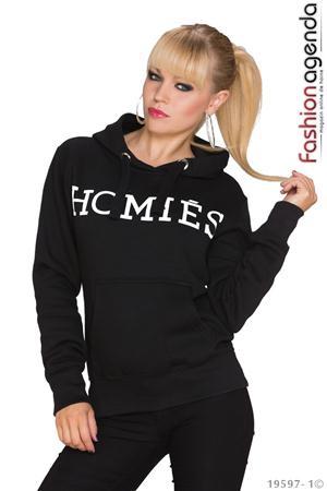 Bluza Homies Neagra