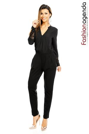 Salopeta Beverly Neagra