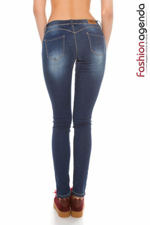 Jeans Flawless Albastri