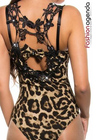 Body Tucker Leopard