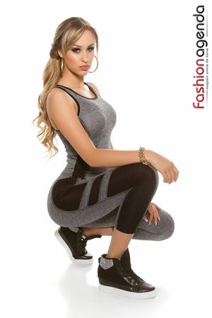 Set Fitness Black
