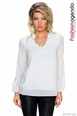 Bluza Juliet White