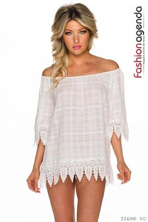 Bluza Heaven White