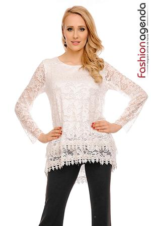 Bluza White Spencer
