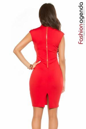Rochie Acoose Red