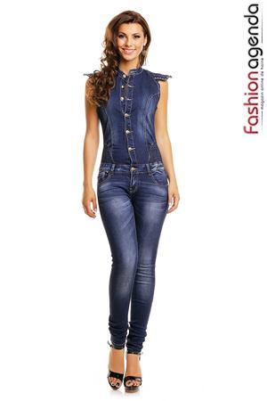 Salopeta de Jeans Vierra