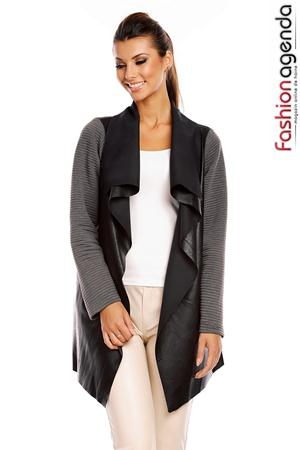 Cardigan Zenor Grey